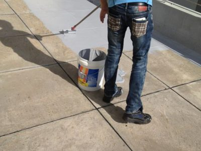 Flat Roof Waterproofing 1