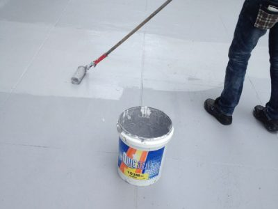 Flat Roof Waterproofing 2