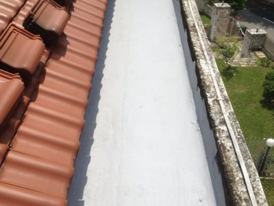 Gutter Waterproofing 2