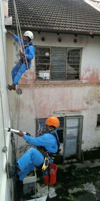 Rope Access Works Singapore