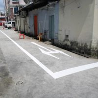 Road Markings 3