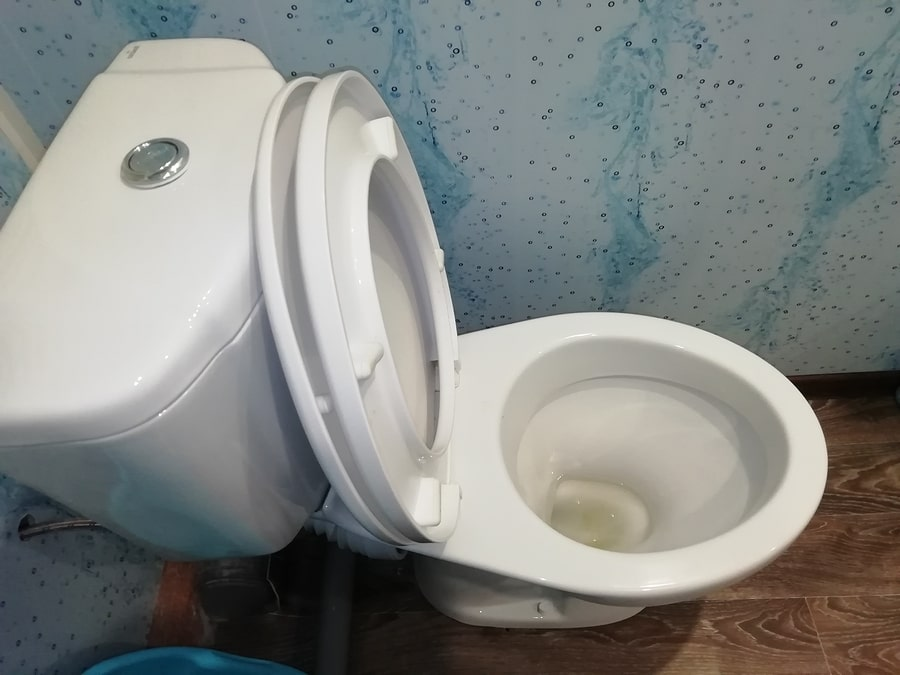 Why Is My Toilet Leaking From Underneath Flux Solutions